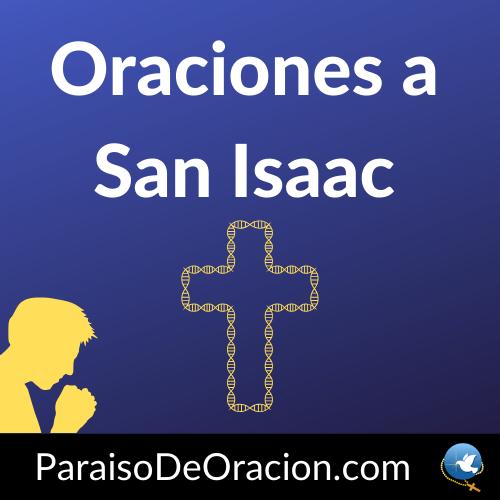 Oración a san isaac