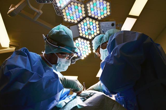 oracion para la operacion
