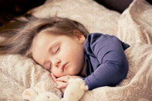 oraciones de la noche para niños