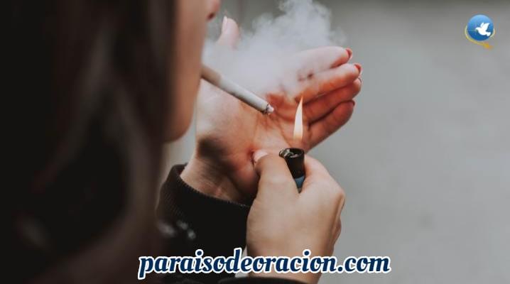 Oración del cigarro para dominar