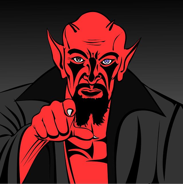plegarias para satanas