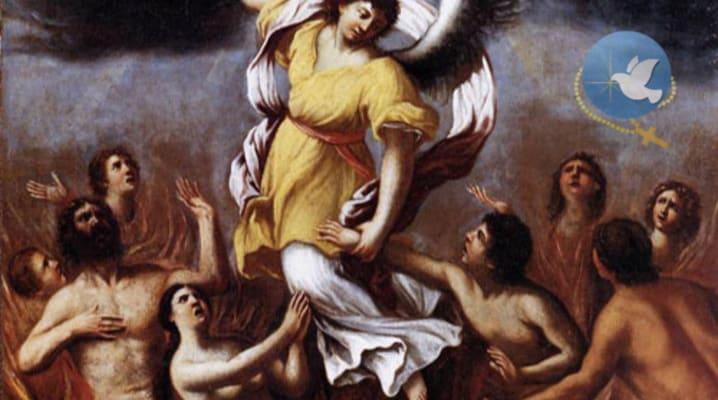 oracion a las 13 animas benditas