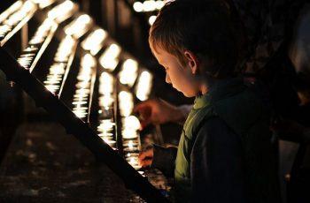 Oraciones Sencillas Para Niños En La Noche