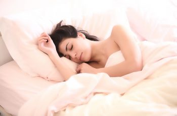 Oración a Dios para poder dormir bien