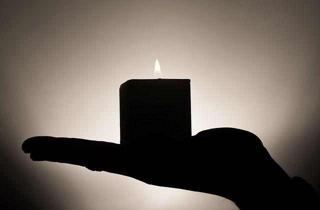 oracion para bendecir una vela